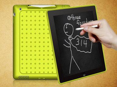 Macally PenCase iPad tok