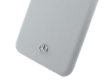 Mercedes Benz Pure Line Leather Hard Case