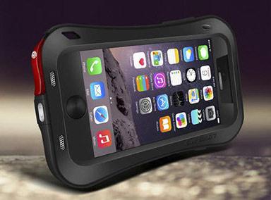 Metal Hard Waterproof iPhone 6 Plus tok