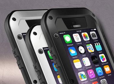 Metal Hard Waterproof iPhone 6 tok