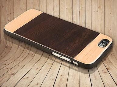 Mix Duo Wood iPhone 6 tok