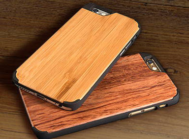 Natural Wood iPhone 6 tok