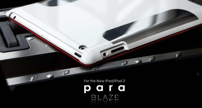 Para Blaze The New iPad/iPad 2 tok