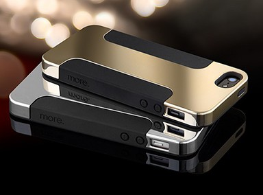 Para Duo Metal iPhone 5S/5 tok
