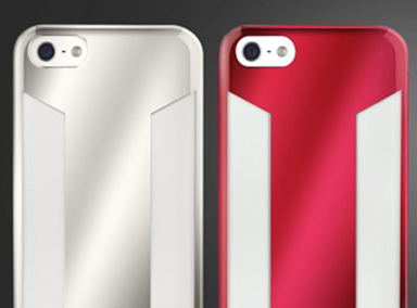 Para Metallic iPhone 5C tok