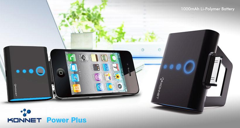 PowerEZ Plus iPhone/iPod töltő