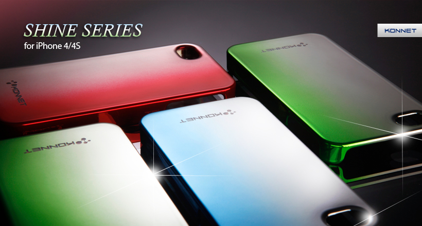 Shine II Series for iPhone 4S/4