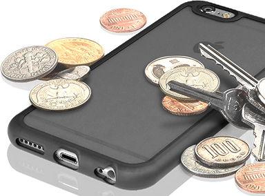 SwitchEasy Aero iPhone 6s Plus/6 Plus tok