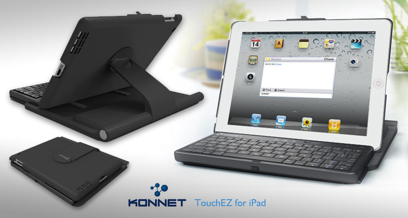 TouchEZ iPad 2/3 tok