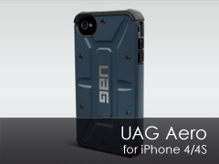 UAG Aero iPhone 4/4s tok