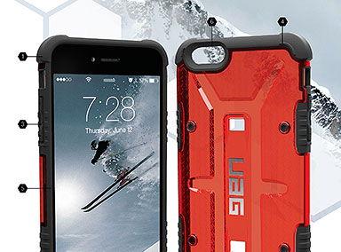 UAG Composite iPhone 6s Plus/6 Plus tok