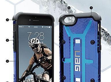 UAG Composite iPhone 6s/6 tok