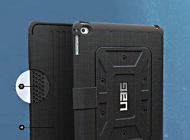 UAG Folio iPad Air tok