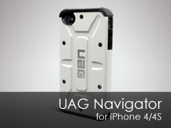 UAG Navigator iPhone 4/4s tok
