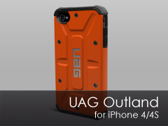 UAG Outland iPhone 4/4s tok
