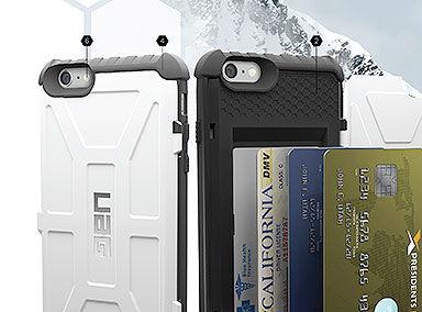 UAG Trooper iPhone 6s Plus/6 Plus tok