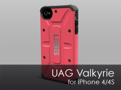 UAG Valkyrie iPhone 4s tok
